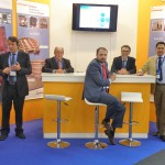 Stand Stejasa in Powergen 2013
